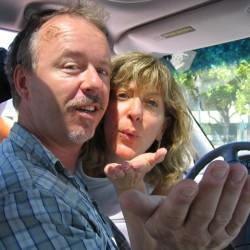 Christoph & Karen, the Newlyweds