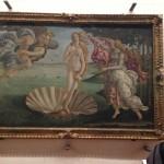Botticelli's Birth of Venus –Uffizi Gallery