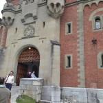 Neuwanschstein Castle Front